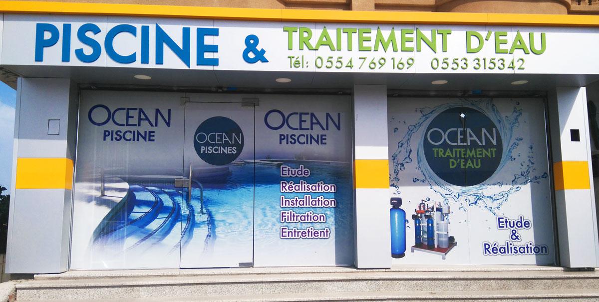 Ocean Piscine Algérie
