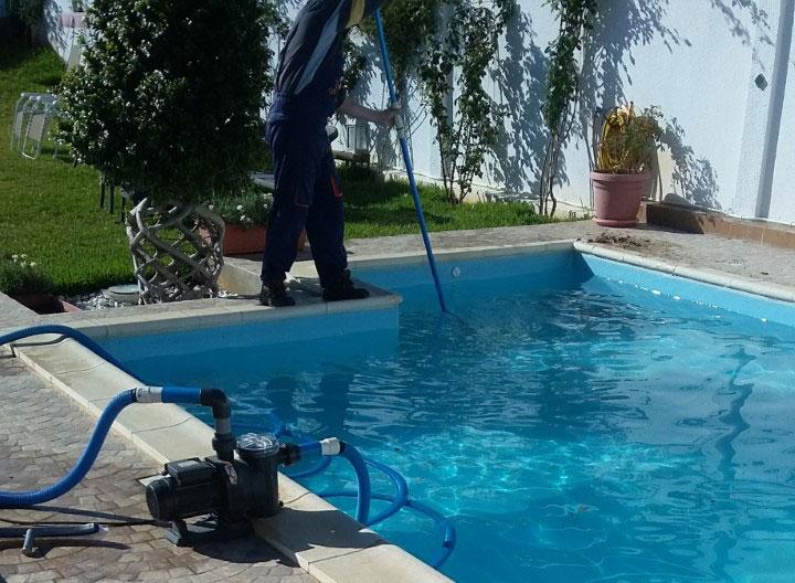 Entretien piscine Algérie