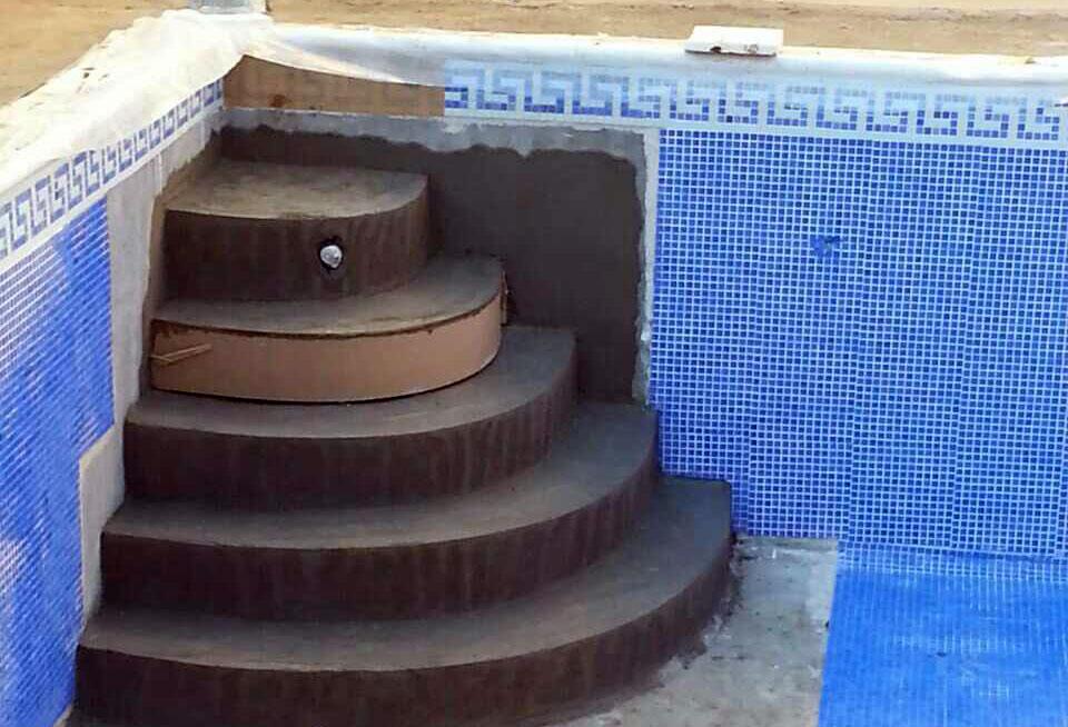 Rénovation piscine Algérie