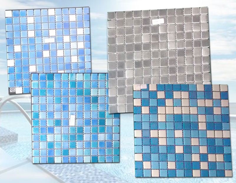 Mosaique piscine algerie